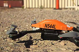 Tease photo for  FAA Says SDG&E Can Use Drones To Inspect Electrical, Gas Facilities