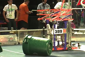 58 High Schools Gather In San Diego For Robotics Competition