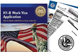 Tease photo for H-1B Visa Applications Up For Review