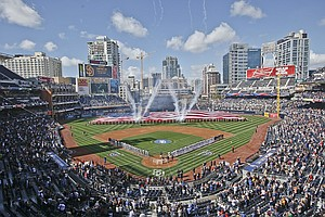 San Diego Padres Will Face San Francisco Giants In Home O...
