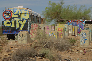 Tease photo for Will Slab City Remain The Last Free Place In America?