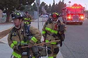 Classes At Clairemont High School Canceled Following Brea...