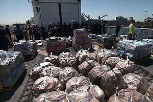 Tease photo for Coast Guard, Fed Operation Results In Massive Cocaine Seizure