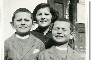 Tease photo for How A San Diego Man Survived The Holocaust