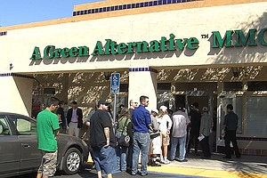 First Legal Medical Marijuana Dispensary In San Diego Pre...