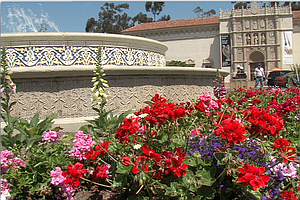 Balboa Park's Plaza De Panama Gets Improvements