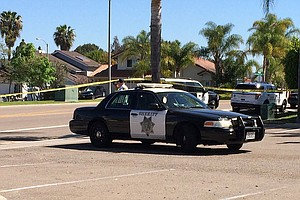 San Diego County's Violent Crime Rate Falls To Lowest Fig...
