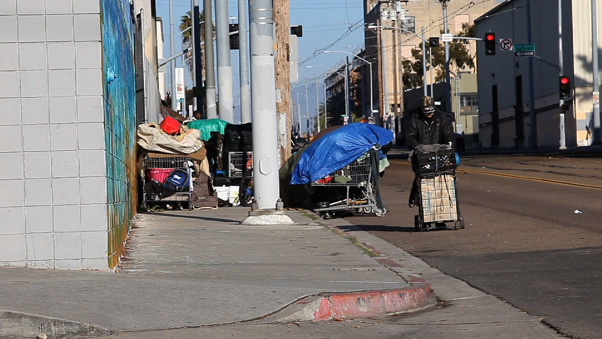 annual count finds 8 700 homeless in san diego county kpbs. Black Bedroom Furniture Sets. Home Design Ideas