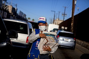 Study: Diesel, Gas Exhaust Mostly To Blame For Calexico's Polluted Air