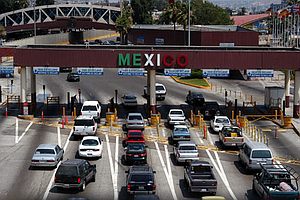 Mexico Expected To Hasten New Otay Border Crossing Constr...
