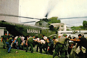 Marine Veterans Remember Final Hours Of Vietnam War