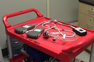 Sharp Memorial Hospital Tests New Heart Pump