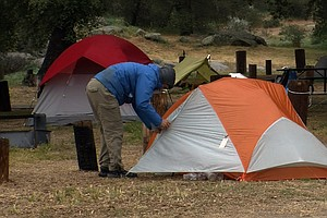 Hikers Flock To East San Diego County To Follow Pacific C...