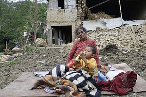 More Than 4,000 Dead In Nepal As Earthquake Toll Rises