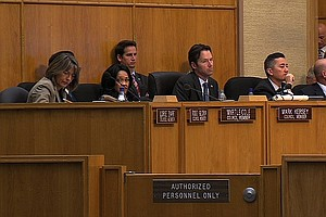 Tease photo for San Diego City Council Looks At Personnel Challenge As Budget Hearings Begin