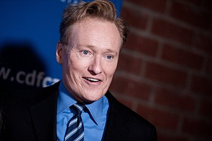 Conan O'Brien To Host Show At San Diego's Comic-Con