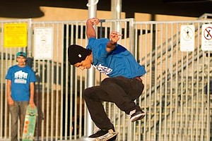 Tease photo for City Heights Skaters Honored By San Diego City Planning Professionals