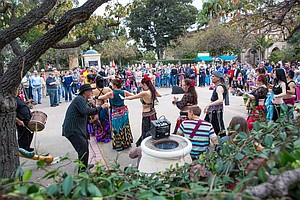 Tease photo for Garden Party To Celebrate Balboa Park's Centennial To Be Held Saturday