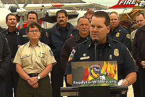 Tease photo for Fire Officials Say San Diego Should Brace For 'Unprecedented' Fire Season