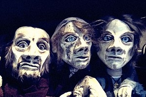 Tease photo for Independent Eye's 'King Lear' Kicks Off Puppetry Festival