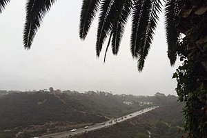 Tease photo for Rain Drenches San Diego As Storm Moves Through