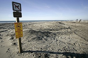 Imperial Beach Closed To Swimmers Due To Sewage Contamina...
