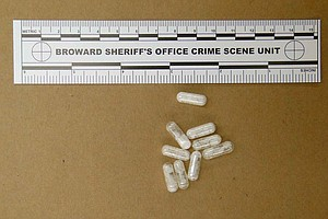 Tease photo for San Diego Study: Designer Drug 'Flakka' Is Potent But No Worse Than Bath Salts