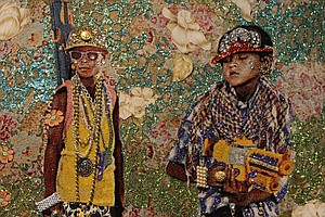 Art About Jamaican Dancehall On View At Lux Art Institute
