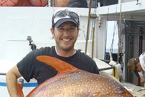 Tease photo for Warm-Blooded Fish Discovered Near San Diego