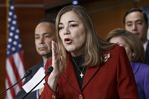 Tease photo for California Rep. Loretta Sanchez Enters 2016 US Senate Race