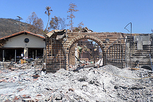 Neighbors Help Family Rebuild After Devastating Cocos Fire