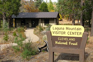 Tease photo for Boil Water Order Issued For Mount Laguna Recreation Area