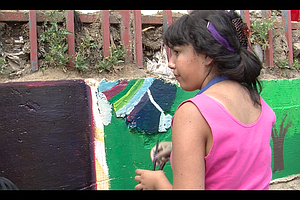 Tease photo for Mexican Students Fight Graffiti In Crime-Plagued Community