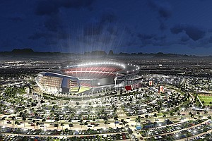 Tease photo for Carson Land Deal Closes For Shared Chargers-Raiders Stadium
