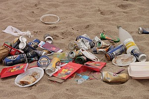 Tease photo for Environmentalists Work To Keep San Diego Beaches Clean