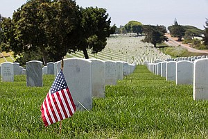 Tease photo for Many Ways To Mark Memorial Day In San Diego County