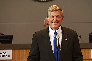 Tease photo for Supervisor Dave Roberts Says Allegations Against Him Are Offensive