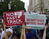 Environmentalists Lobby Against A Controversial Trade Deal