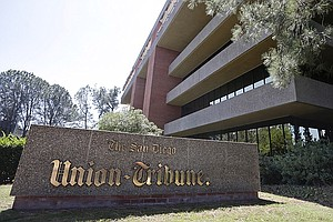 San Diego Union-Tribune Lays Off 178 Employees After Sale