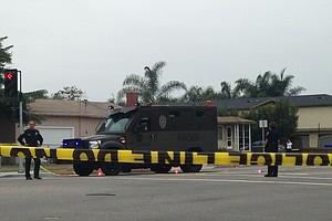 Tease photo for Suspect Kills Self After Long Standoff In Chula Vista