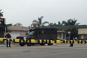 Tease photo for Police Identify Suspect In Chula Vista Standoff
