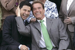 Tease photo for California Appeals Court Upholds Sentence For Son Of Schwarzenegger Ally