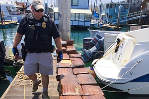 Agents Seize Yacht With 1,200 Pounds Of Marijuana