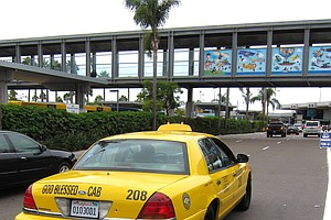 San Diego Airport Ends Flights At Commuter Terminal