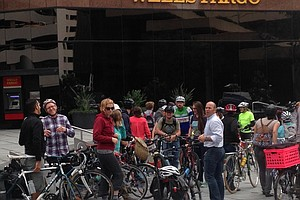 Tease photo for San Diego Bicyclists Ask SANDAG For More Bike Lanes