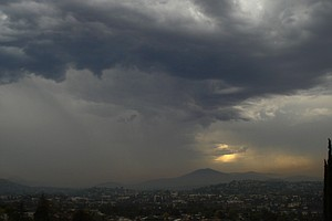 Blanca Remnants Expected To Bring Clouds, Muggy Weather T...