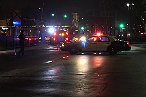 Man Struck, Killed By Freight Train While Possibly Attemp...