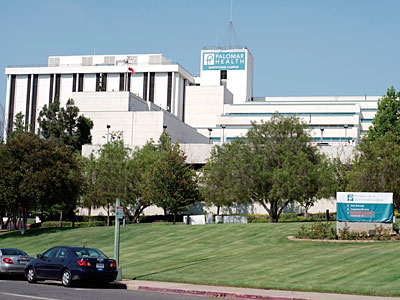 District May Pull Plug On Old Palomar Hospital In Escondido Kpbs