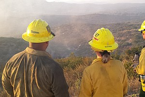 Tease photo for Wildcat Fire Near Barona Casino Now 68% Contained