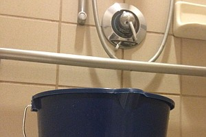 Tease photo for Water Authority Giving Away Free Buckets To Encourage Water Conservation
